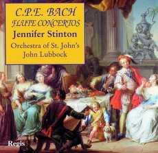BACH C P E Flute Concertos